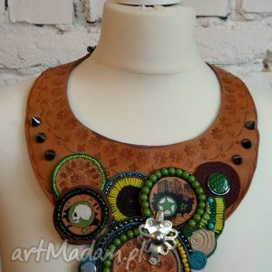 handmade naszyjniki folk design - bizuteria ediedy