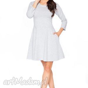 Sukienka B_2 w stanie surowym - RaWeaR, sportowa, dresowa, wygodna, surowa