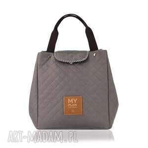 torba lunch bag 2234 - lunchbag, torbanalunch, torbanaśniadanie, lekka, pojemna