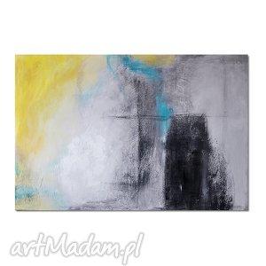 Abstrakcja XZS, nowoczesny obraz ręcznie malowany, obraz, abstrakcja, nowoczesne