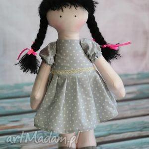 Lalka Mysia - ,lalka,szmaciana,maskotka,miś,przytulanka,elegancka,