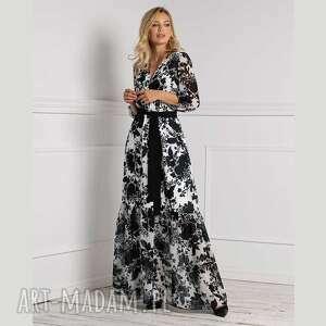 livia clue sukienka portia maxi debora, maxi, długa sukienka, jesień