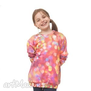 bluza dla dzieci bokeh - mrgugu, bluza, dziecięca, sweater, kids