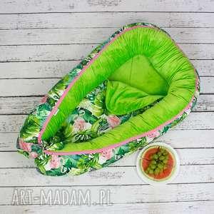 Prezent Kokon Gniazdo dla niemowlaka - Tropikalne Flamingi, kokon, gniazdo, niemowlę