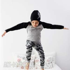 Spodnie baggy MORO, spodnie, baggy, moro, dziecko, wiosna, bawełna
