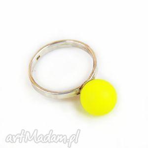 Wyprzedaż pierścionek srebro 925 neon poplavsky wyprzedaż