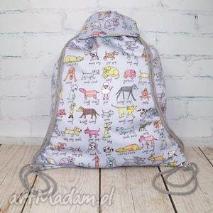 handmade plecak dla miłośników wszystkich ras