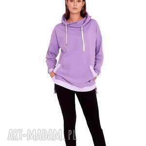 trzyforu dres sportowy latika fioletowo /czarny, dres, marynarka, bluzka, sport