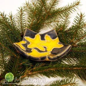 oryginalny prezent, maru art miseczka gwiazda, miska, ceramika