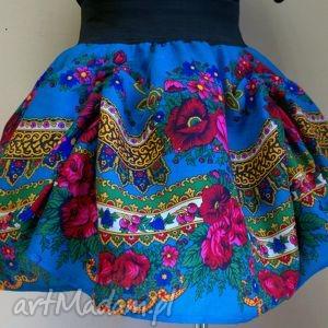 prezent na święta, spódnica folk, spódnica, góralska spódnice