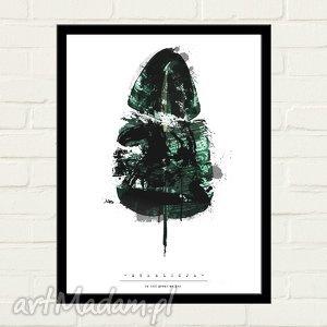 Strelicja painted plakat 30x40 plakaty gau home minimalizm