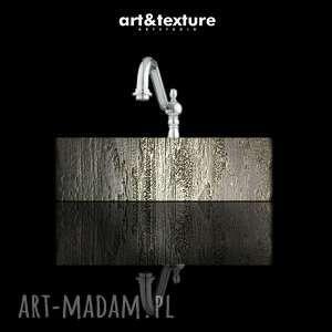 art and texture? MOON - nablatowa umywalka artystyczna ręcznie