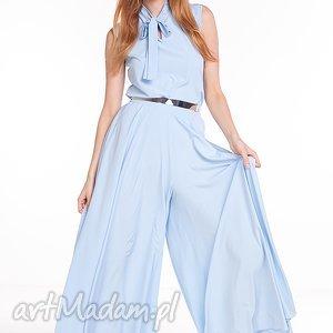 ręcznie wykonane spodnie komplet ewelina