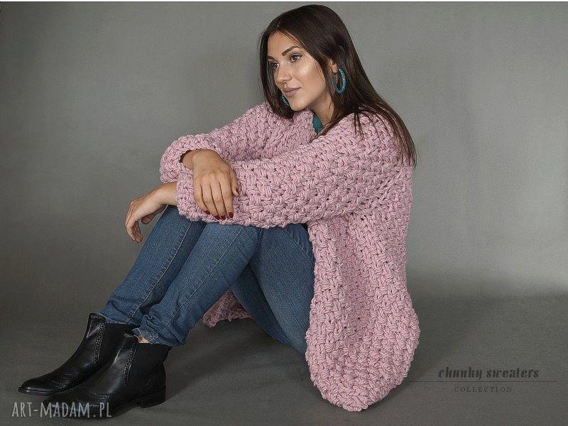 swetry chunky heather