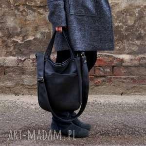 miniks vegan grafit, torebka, torba, vegan, vege, kieszeń na ramię torebki, wyjątkowy