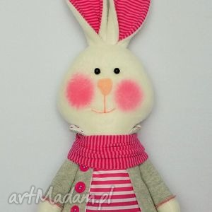 lalki króliczka anastazja, króliczka, zabawka, przytulanka, prezent