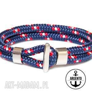 bransoletka męska, marynarska, żeglarska bransoletki
