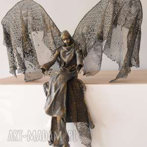 dekoracje anioł miłości, anioł, figura anioła, dekoracja wnętrz, ozdoba domu