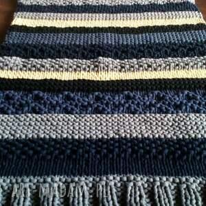 zmiksowany prostokątny dywan, kolorowo, ciepłapodloga, sznurekbawelniany