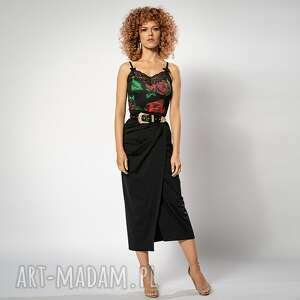 ręczne wykonanie spódnice emily black - spódnica