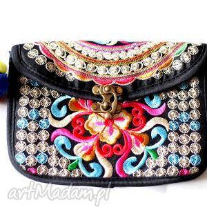 hmong, dymanicznie, kolorowo, etnicznie , prezent torebki