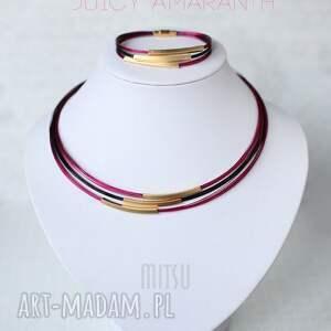 Prezent juicy amaranth L, aramant, amaranotwy, amarantoa, komplet, prezent