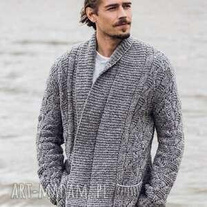dziane sweter brisbane, męski, kardigan, prezent, luksusowy, wygodny