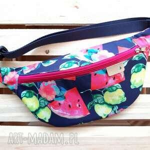 nerka arbuzy i cytrynki, w owoce, kolorowa nerka, arbuzy, na lato