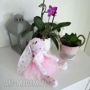 Króliczki Hand Made , chrzciny, narodziny, króliczek, tilda