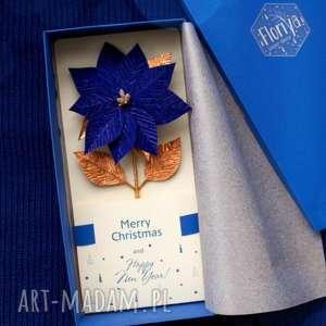 Pomysł na prezenty świąteczne. Karteczki 3d na prezent oryginalna