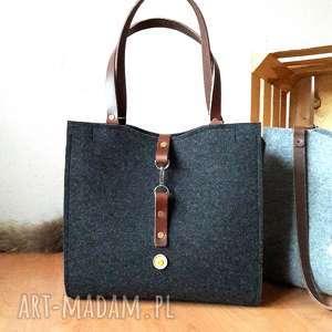 pod choinkę prezent, torebka catoolabel #200, uszy, skórzane, minimalistyczna