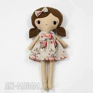 ręcznie zrobione lalki lalka przytulanka basia, 45