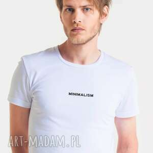 MINIMALISM T-shirt Męski, męska