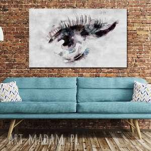 aleobrazy obraz xxl oko 1 - 120x70cm na płótnie, obraz, oko, canvas