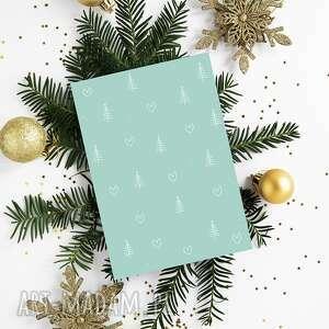 kartka bożonarodzeniowa świąteczna - cardie, świąteczna