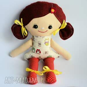 Lala Bella - Ewelina 42 cm, lalka, bella, dziewczynka, romantyczna, bezpieczna