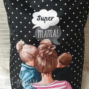 Torba shopperka na dzień matki ramię fabryqaprzytulanek torba