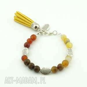 Mix minerałów II, agat, marmur, chwost