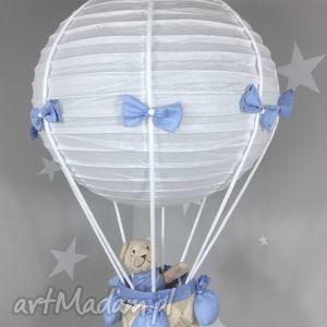 Lampa LaMaDo latający Miś Polski Handmade, lampa, latający, miś,