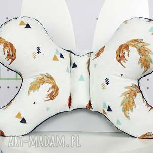 Motylek- poduszka antywstrząsowa Firefox, poduszka, antywstrząsowa, spacer, wózek