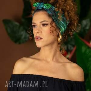 święta, opaska - tropical, opaska, do włosów, na głowę