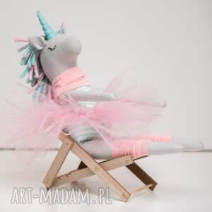 artshoplalashop jednorożec unicorn prezent, maskotka, dzień dziecka