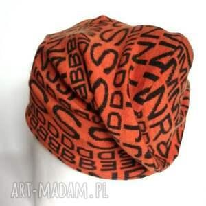 czapka damska męska unisex bawełna dzianina, czapka, sport, męska, damska, etno