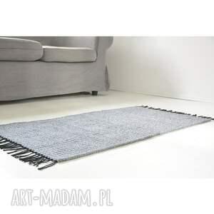 dywan, chodnik bawełniany, dywanil, chodnik, z frędzlami, rękodzieło