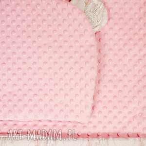 zestaw niemowlaka Łapacze róż, kocyk, podusia, poduszka