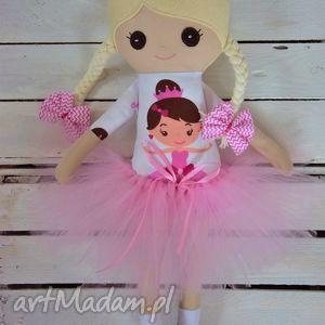 szmacianka, szmaciana lalka w tutu, szmaciana, lalka
