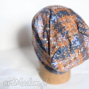 krawaty księżniczka na ziarnku grochu kona po trochu p1, czapka
