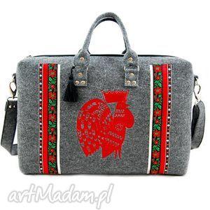 handmade torebki torba na laptopa filcowa 154