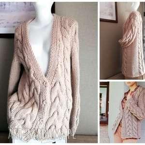 prezent na święta, swetry sweter falun, sweter, gruby, wełniany, ciepły