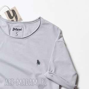 mini MUCHA tshirt unisex oversize, koszulka, unisex, mucha